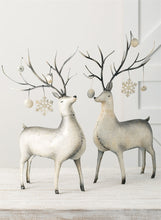 Load image into Gallery viewer, Metal Deer Figurine - the-southern-magnolia-too