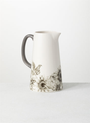 Farmhouse Flower Pitcher - the-southern-magnolia-too