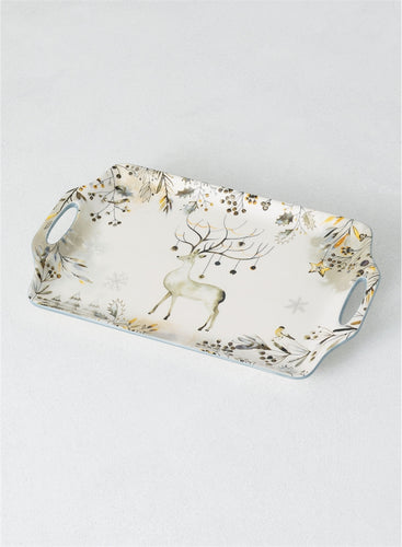 Deer Serving Display Tray - the-southern-magnolia-too