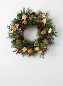 Fruit and Berry Wreath - the-southern-magnolia-too