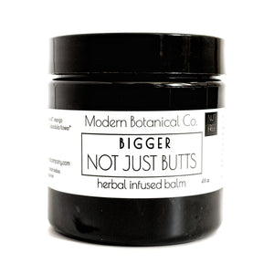 Not Just Butts Herbal Balm