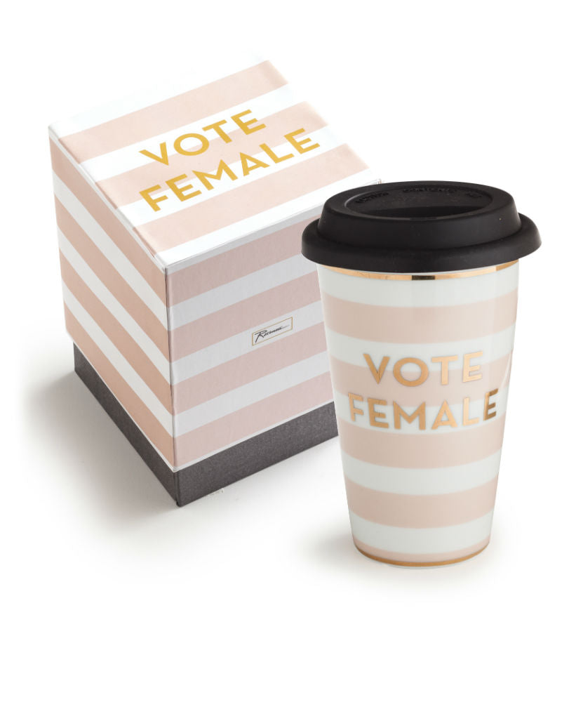 "Termo ""Vote female"""