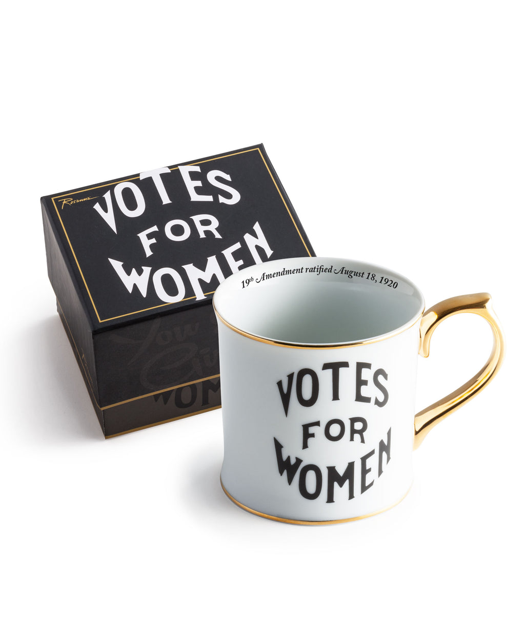 "Taza ""Votes for women"""