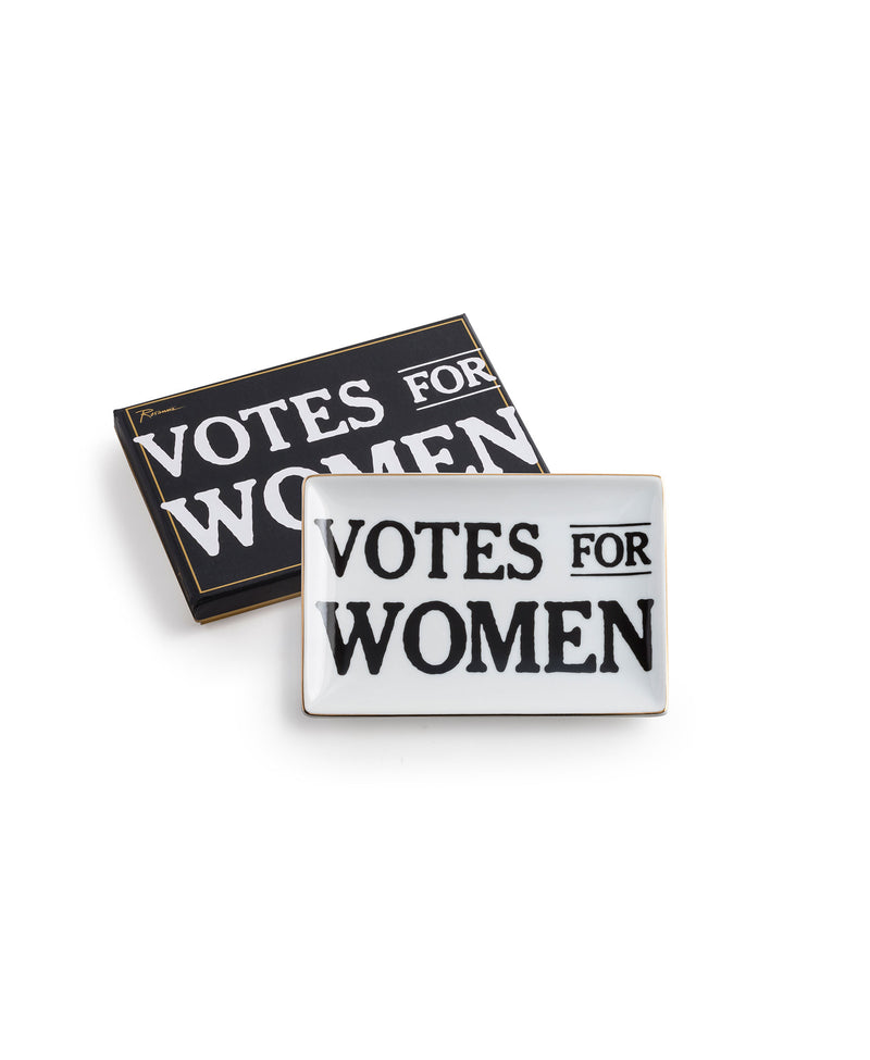 "Charola ""Votes for women"""