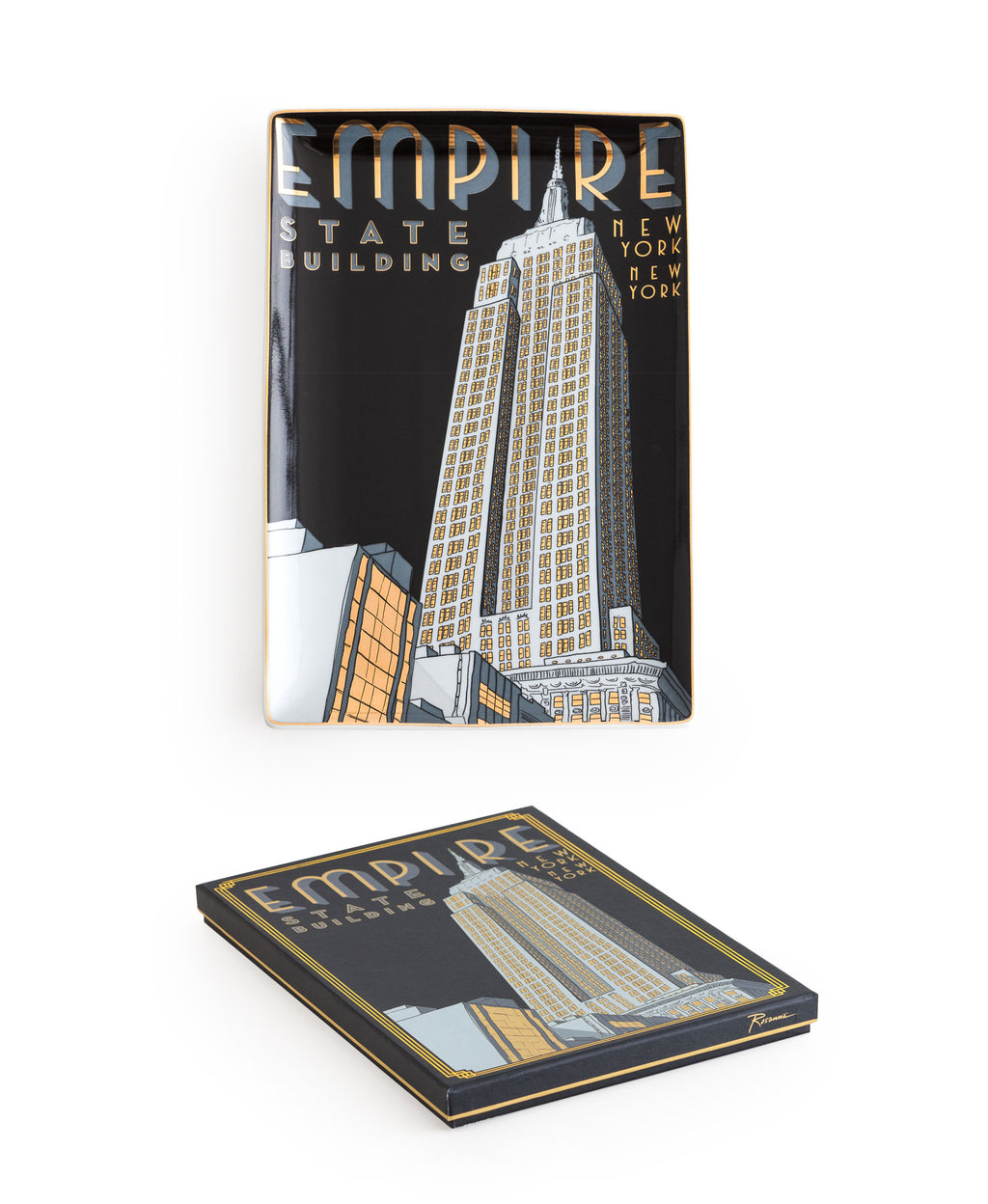 "Charola ""Empire State Building"""