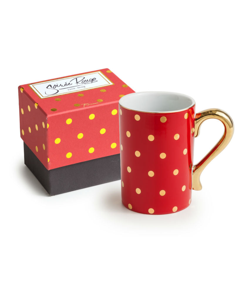 "Taza ""RED DOT"""