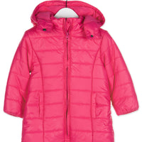 Laste talvejope LIGHT DULL PINK