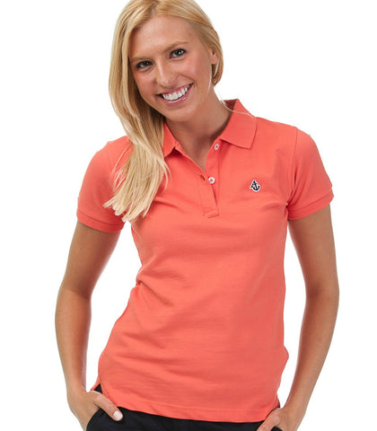 Coral Reef Women's Polo Shirt
