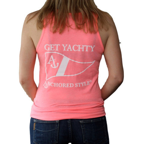 SAMPLE - Get Yachty Tank Top