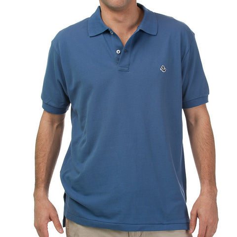 Sailors' Navy Men's Polo Shirt