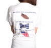 Boat Shoes, Bow Ties, American Tee Shirt