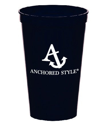 Anchored Style Stadium Cups