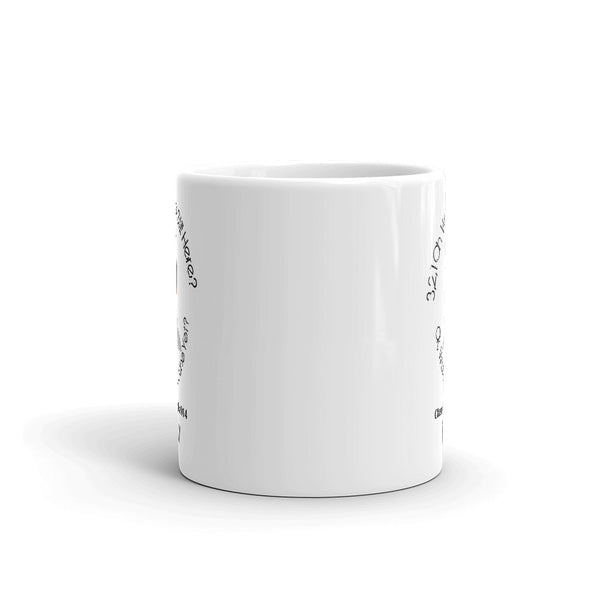 "Classy #AlBClapbacks ""Wow You're Still Here?"" Mug 