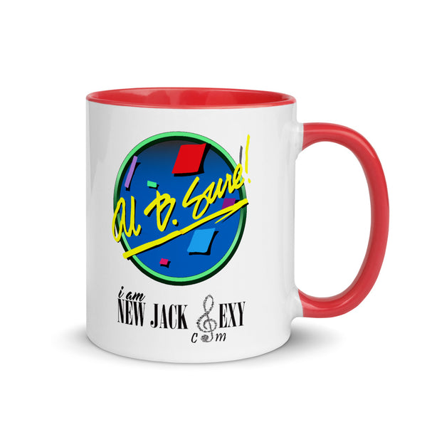 Al B. Sure! Logo Coffee Mug i am New Jack Sexy