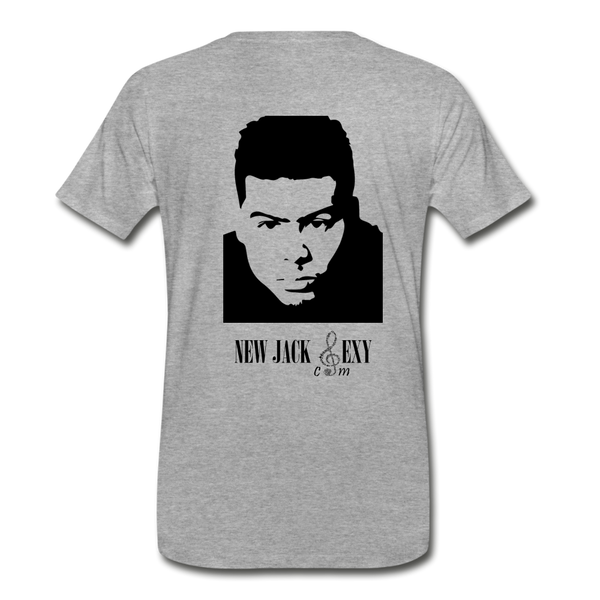 Al B. Sure! Men's Premium T-Shirt - heather gray