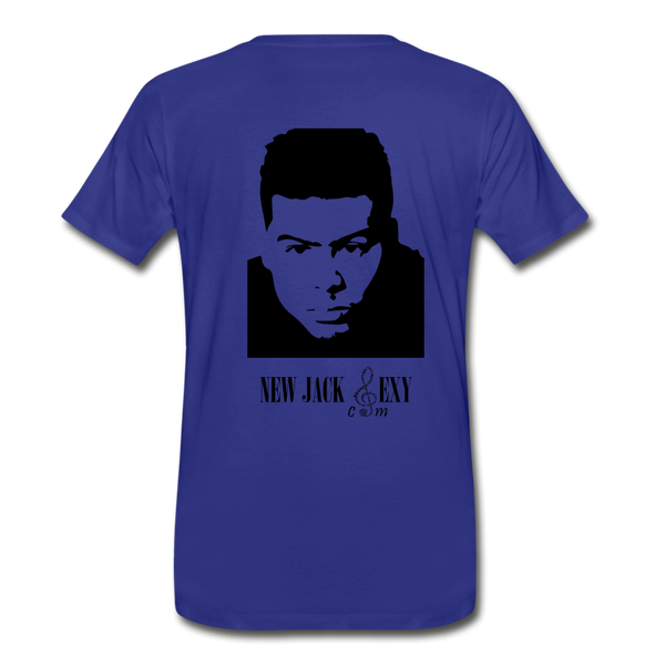 Al B. Sure! Men's Premium T-Shirt - royal blue