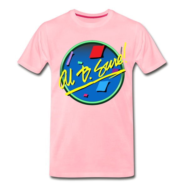 Al B. Sure! Men's Premium T-Shirt - pink