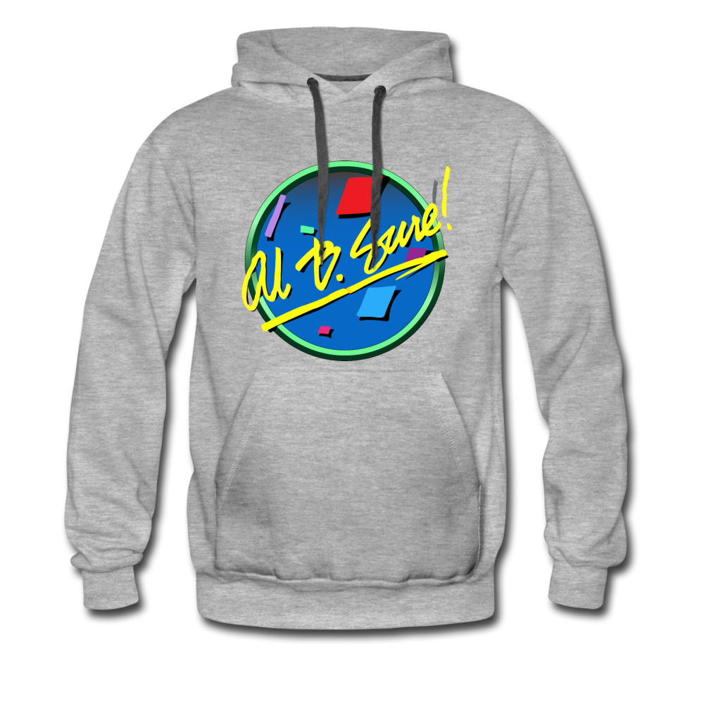 Al B. Sure! Premium Hoodie - heather gray