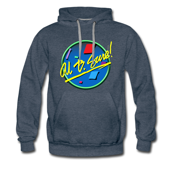 Al B. Sure! Premium Hoodie - heather denim