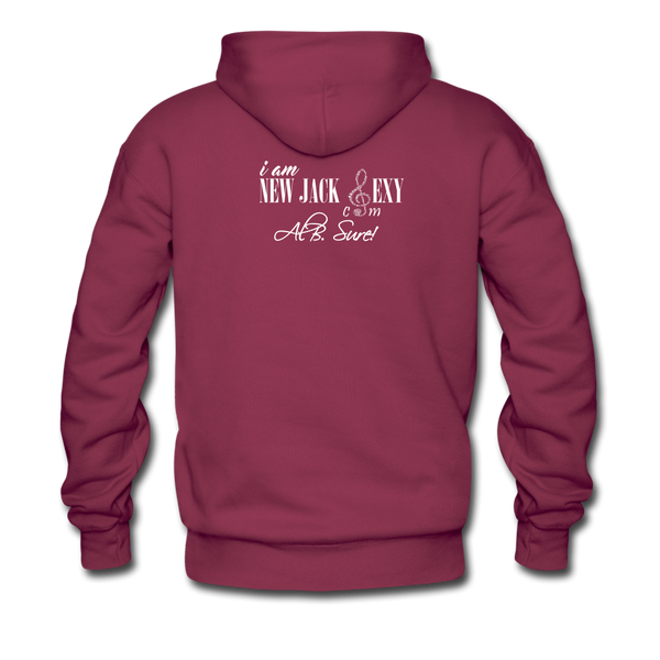 Juneteenth Freedom Premium Hoodie **LIMITED** - burgundy