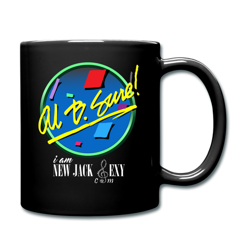 Al B. Sure! i am New Jack Sexy Coffee Mug Cup - black