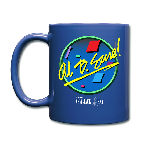 Al B. Sure! i am New Jack Sexy Coffee Mug Cup - royal blue