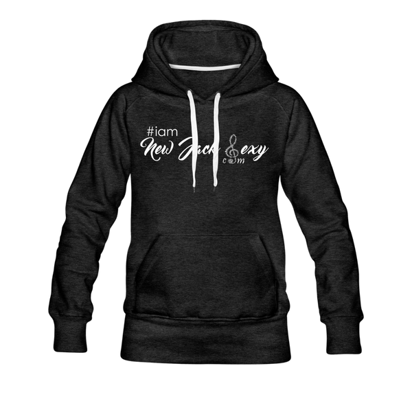 i am New Jack Sexy Women's Premium Hoodie - charcoal gray