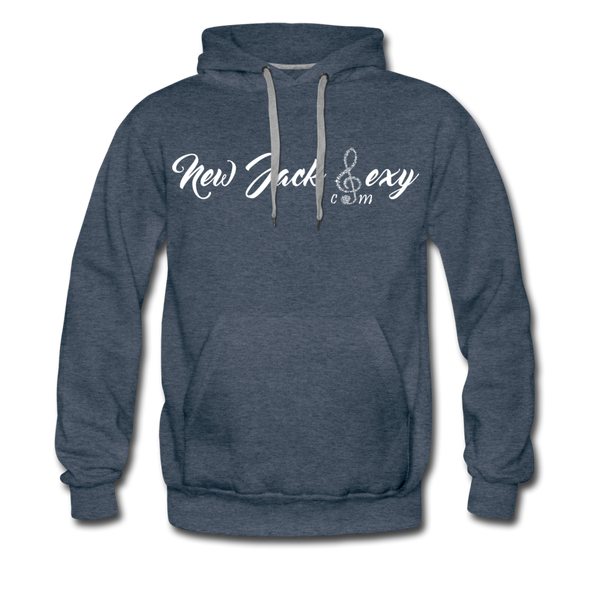 New Jack Sexy Unisex Premium Hoodie - heather denim