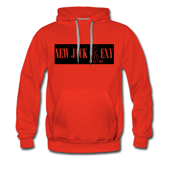 New Jack Sexy Unisex Premium Hoodie Metal - red
