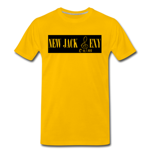 New Jack Sexy Unisex Premium T-Shirt - sun yellow