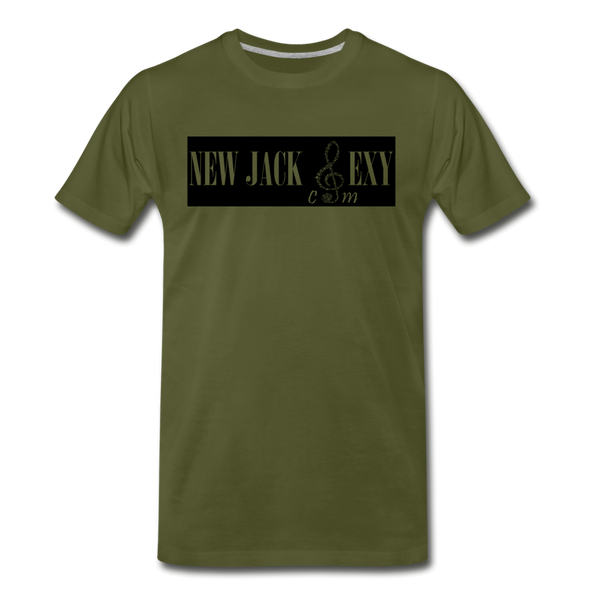 New Jack Sexy Unisex Premium T-Shirt - olive green