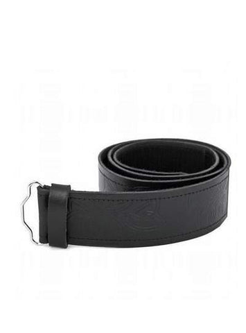 Belt Black Standard with Adjustment Strap