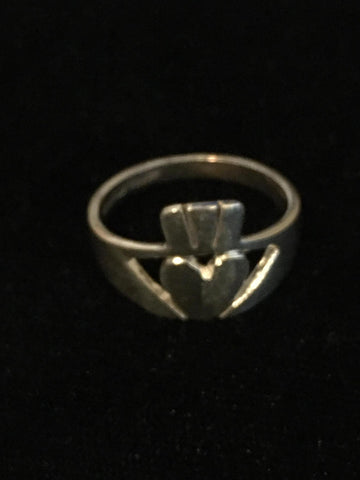Ring Claddagh Sterling Silver