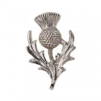 Brooch Scottish Thistle