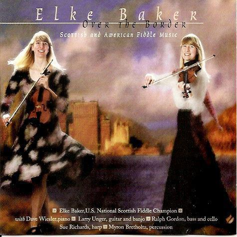 Elke Baker - Over the Border