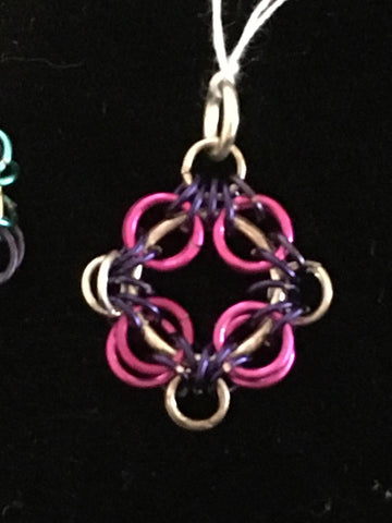 Pendant Chain Maille