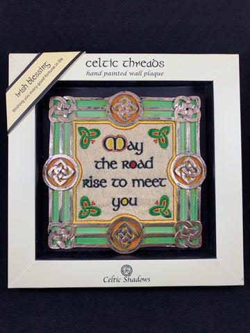 Wall Plaque - Irish Blessing