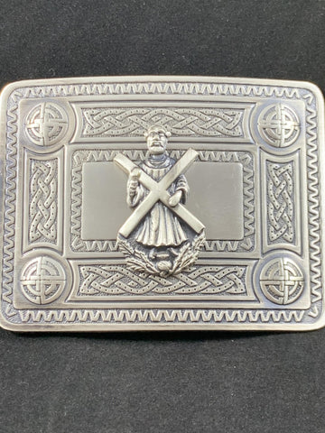 Buckle - Antiqued St. Andrew