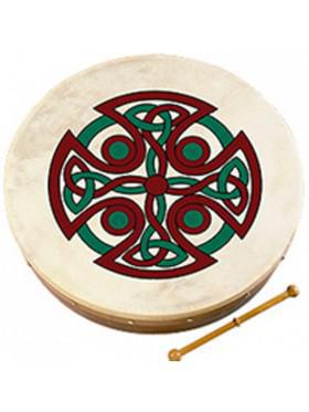 "Bodhran Waltons 12"" Carew Cross"