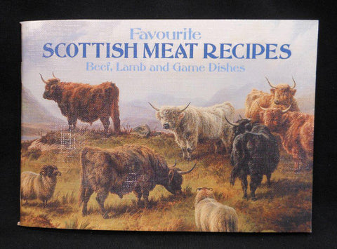 Favorite Scottish Meat Recipes