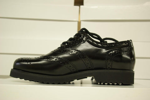 Ghillile Brogue (Doc Martin Style Sole)