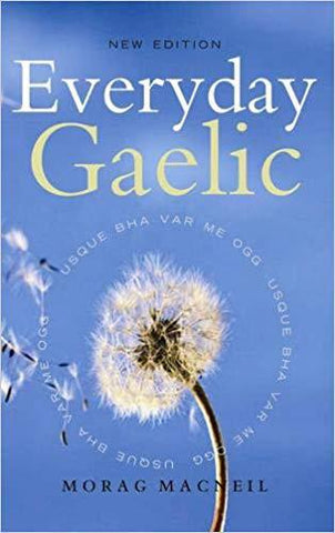 Everyday Gaelic - Morag MacNeil (with CD)