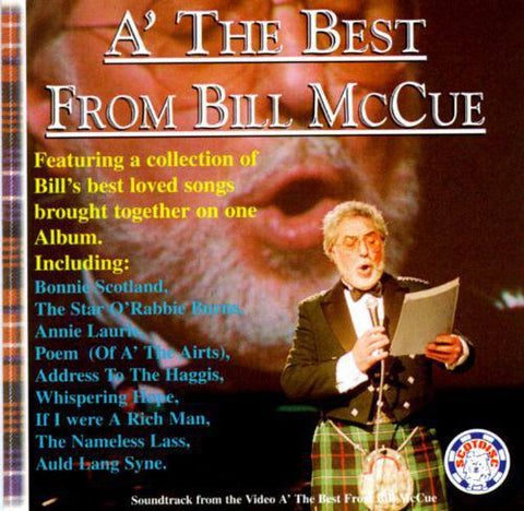 Bill McCue - A' The Best