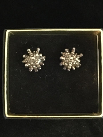 Earrings Thistle Ball SS