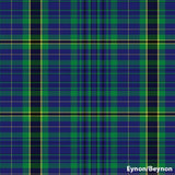 Neck Tie Welsh Tartans