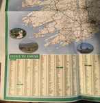 Map Tourist Map Ireland (1st ed.)
