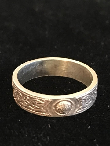 Ring Celtic Shield SS