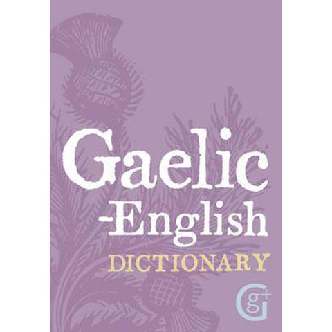 Gaelic-English Dictionary