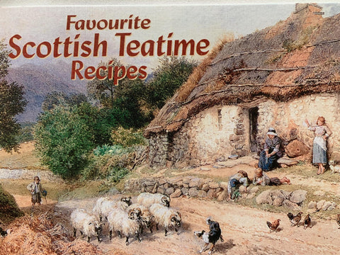 Favorite Scottish Teatime Recipes