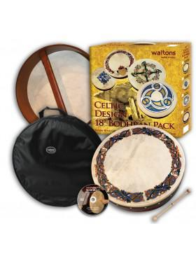 "Bodhran Waltons 18"" Animals Pack"